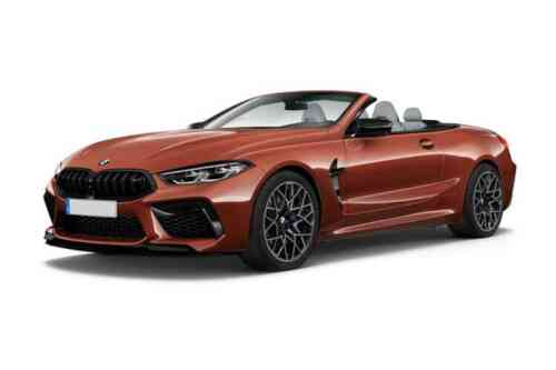 Bmw M8 Convertible  Xdrive Comp Ultimate Pack Auto F 4.4 Petrol