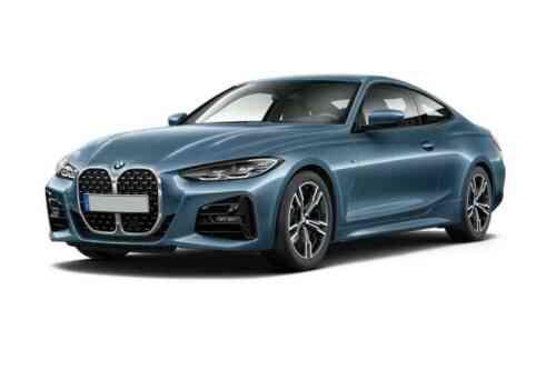Bmw 420d Coupe  Mht Xdrive M Sport Pro Edition Auto 2.0 Mild Hybrid Electric Diesel