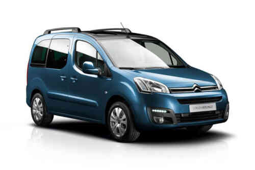 Citroen Berlingo 5 Door  Bluehdi Flair Etg6  1.6 Diesel