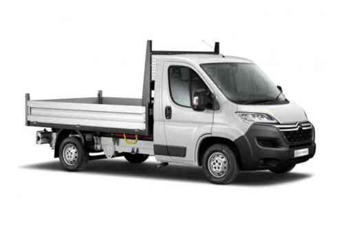 Citroen Relay 35 L2  Bluehdi Tipper 2.0 Diesel