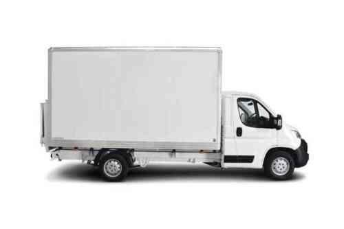 Citroen Relay 35 L3  Bluehdi Box Body 2.0 Diesel