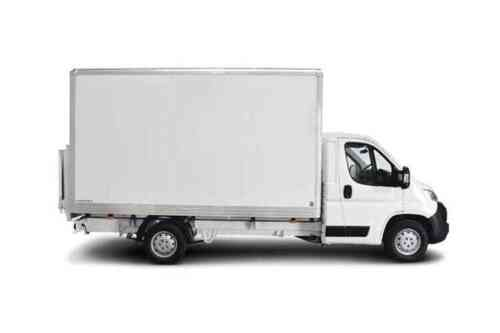 Citroen Relay 35 L4  Bluehdi Box Body 2.0 Diesel