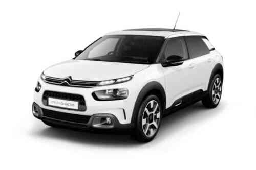 Citroen C4 Cactus  Puretech Flair 6speed  1.2 Petrol