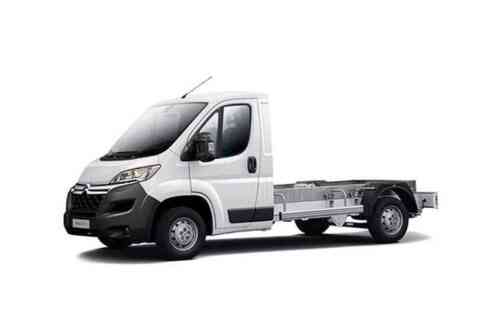 Citroen Relay 35 L3 Chassis Cab  Bluehdi  2.0 Diesel