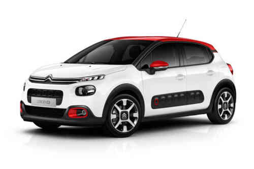 Citroen C3 5 Door Hatch  Puretech Flair Eat6  1.2 Petrol