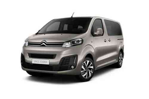 Citroen E-spacetourer 100kw Feel M 50kwh Start+stop 8seat  Electric