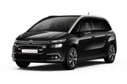 Citroen Grand C4 Spacetourer  Puretech Shine Eat8 1.2 Petrol