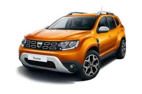 Dacia Duster 5 Door  Tce Comfort 4x2 1.0 Petrol
