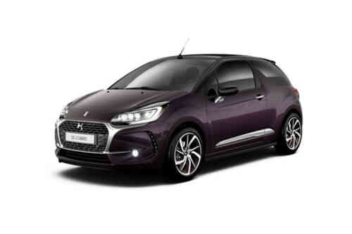 Ds Automobiles 3 Cabriolet  Puretech Connect Chic  1.2 Petrol
