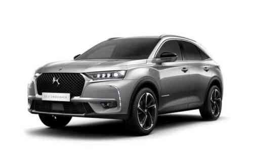 Ds Automobiles 7 Cross Back  Puretech Performance Line Auto 1.6 Petrol