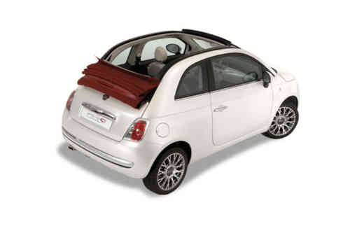Fiat 500 2 Door Convertible  Twinair Lounge 0.9 Petrol