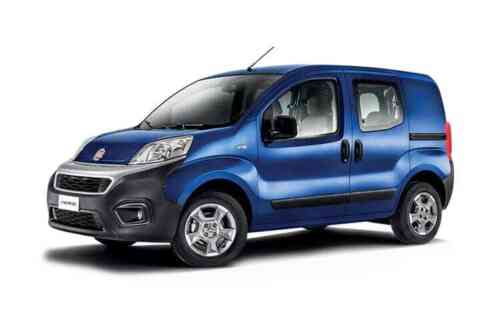 Fiat Fiorino Combi M1  Multijet Sx 1.3 Diesel