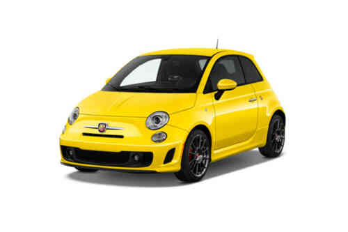 Fiat Abarth 595 Hatch  T-jet  1.4 Petrol