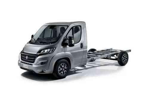 Fiat Ducato Cab Mh1 35 Mwb  Multijet Power Comfortmatic 2.3 Diesel