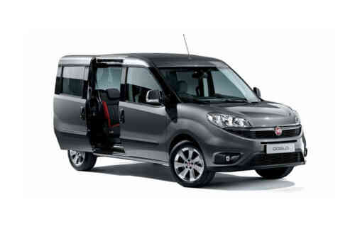 Fiat Doblo Crew Cab Van  N1 Active Multijet 1.3 Diesel