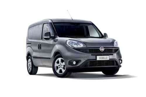 Fiat Doblo Cargo Maxi Lwb  Multijet Sx  1.3 Diesel