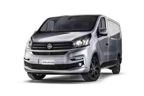 Fiat Talento Van L2h1 12  Multijet Sx 1.6 Diesel