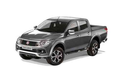 Fiat Fullback Double Cab D Lx 2.4 Diesel