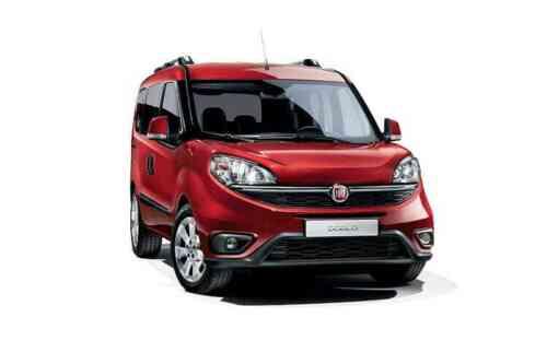 Fiat Doblo Estate  Pop High Roof 1.4 Petrol