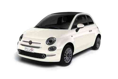 Fiat 500 2 Door Convertible  Pop Dualogic 1.2 Petrol