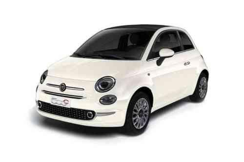 Fiat 500 2 Door Convertible  Sport 1.2 Petrol