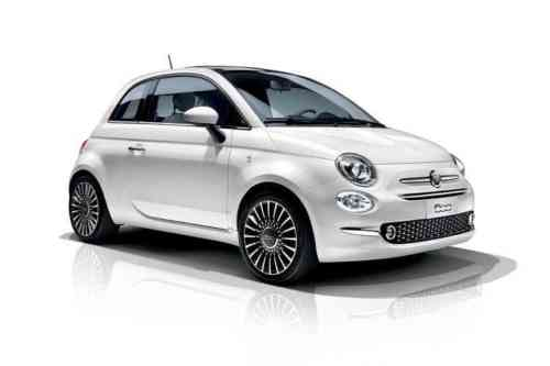 Fiat 500 3 Door Hatch  Rock Star 1.2 Petrol
