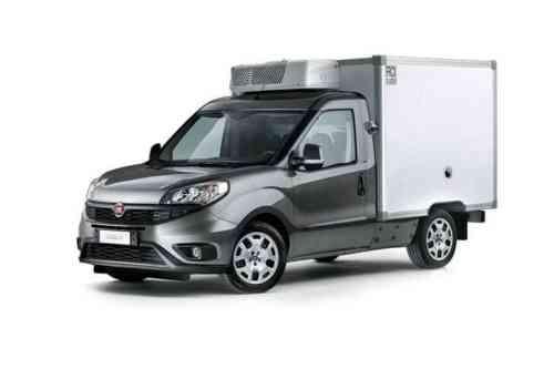 Fiat Doblo Cargo Maxi Platform Cab  Multijet Ii 1.6 Diesel