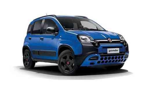 Fiat Panda 5 Door Hatch  Trussardi 1.2 Petrol