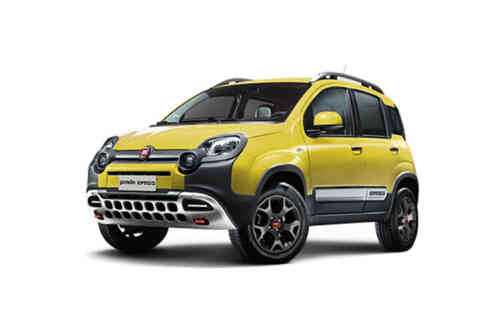 Fiat Panda Cross 5 Door Hatch  Twinair 4x4 0.9 Petrol