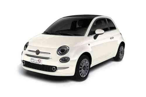 Fiat 500 2 Door Convertible Mhev  Pop 1.0 Petrol
