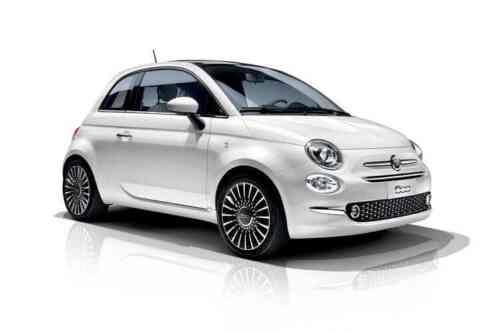 Fiat 500 3 Door Hatch  Pop Dualogic 1.2 Petrol