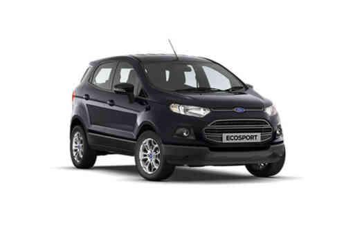 Ford Ecosport 5 Door Hatch  Titanium Powershift 1.5 Petrol