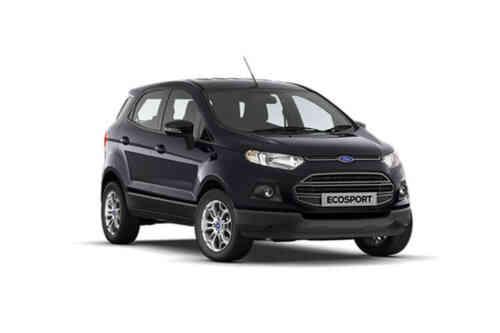 Ford Ecosport 5 Door Hatch  Zetec 1.5 Petrol