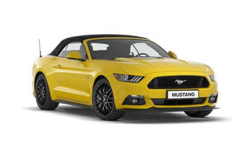 Ford Mustang Convertible  Ecoboost Auto 2.3 Petrol