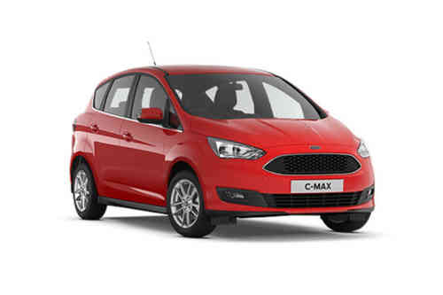 Ford C-max 5 Door T Titanium Nav Ecoboost 1.0 Petrol