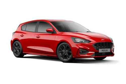 Ford Focus Hatch T St-line Ecoboost 1.0 Petrol