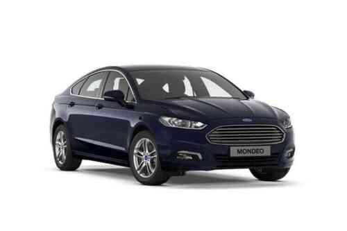 Ford Mondeo 4 Door Saloon  Tivct Hybrid Titanium Edition Auto 2.0 Hybrid Petrol