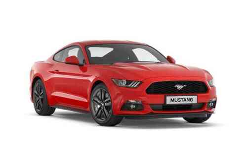 Ford Mustang Fastback  Ecoboost Custom 4 Auto 2.3 Petrol
