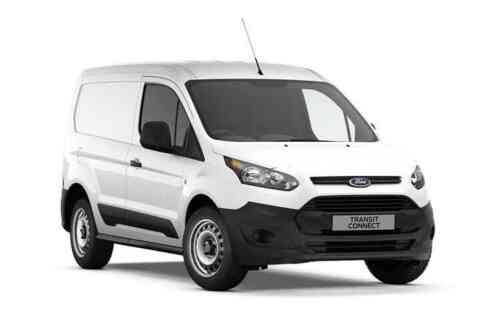 Ford Transit Connect 220l1 Double Cab In Van  Ecoboost  1.0 Petrol