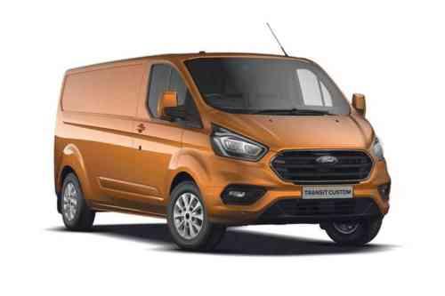 Ford Transit Custom 280l1 Tdci Ecoblue Limited Auto 2.0 Diesel