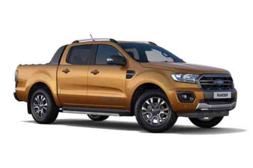Ford Ranger Pick Up  Tdci Double Cab Black Edition 2.2 Diesel
