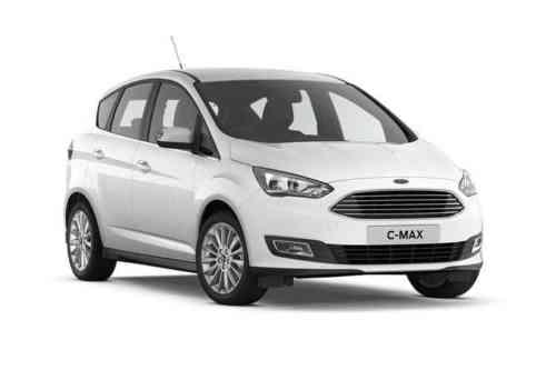 Ford C-max 5 Door T Zetec Ecoboost Powershift  1.5 Petrol