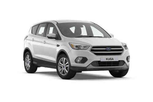 Ford Kuga 5 Door T Titanium Edition Ecoboost 1.5 Petrol
