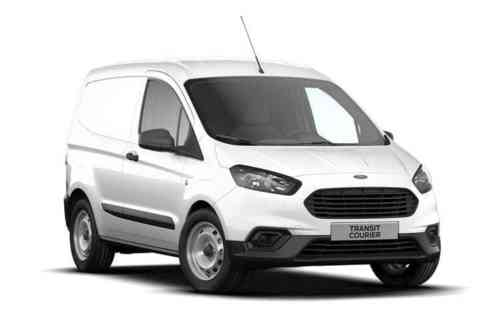 Ford Transit Courier Tdci Limited 6speed 1.5 Diesel