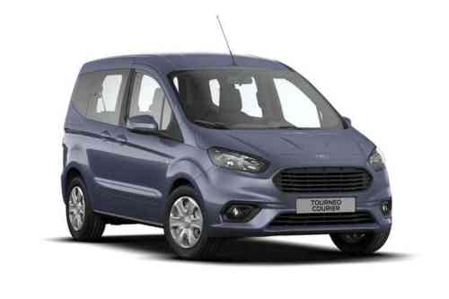 Ford Tourneo Courier Tdci Zetec  1.5 Diesel