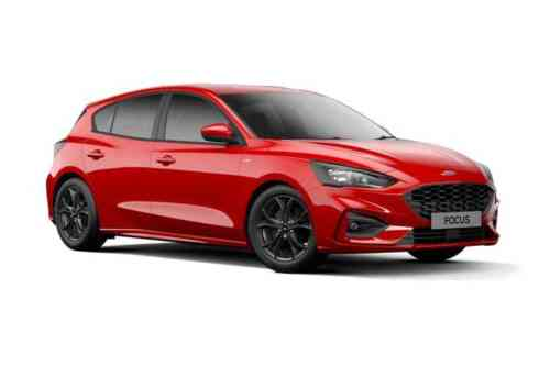 Ford Focus Hatch  St-line Ecoboost 1.0 Petrol