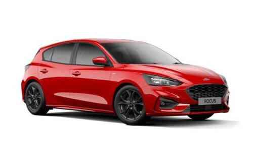 Ford Focus Hatch  St-line Nav Ecoboost 1.0 Petrol