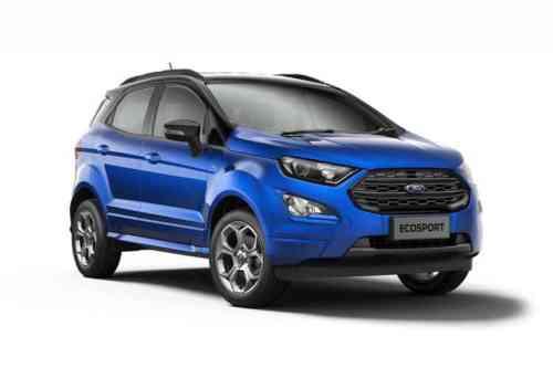 Ford Ecosport 5 Door  Ecoboost Zetec 1.0 Petrol