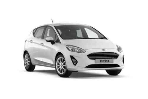 Ford Fiesta 5 Door L Ti-vct Trend 1.1 Petrol