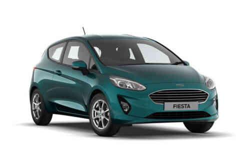 Ford Fiesta 3 Door T Ecoboost Mhev Trend 1.0 Petrol